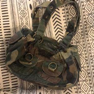 Handbags - MINI CAMO PURSE
